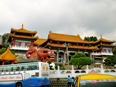 Wen Wu Temple Sun Moon Lake Taiwan
