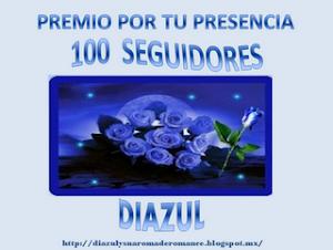 Diazul ha llegado a los 100 seguidores