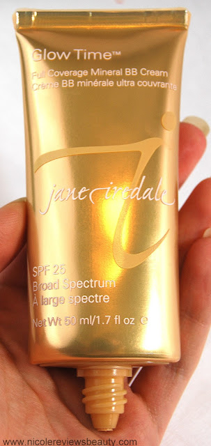 Jane Iredale Glow Time Full Coverage Mineral BB Cream in BB5
