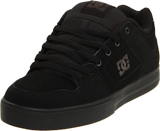 DC Mens Shoe Pure Action Sports