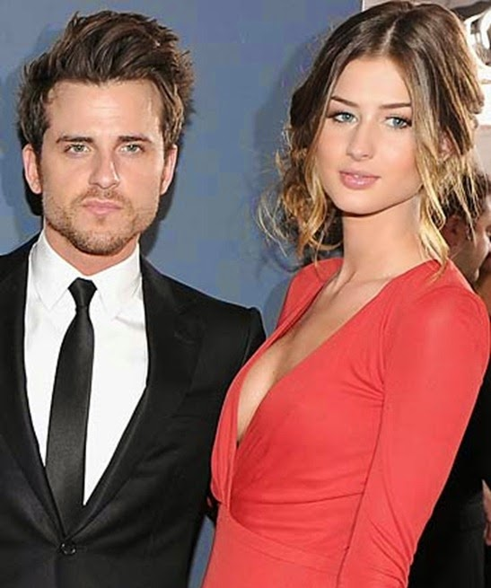 Jared Followill with Lover