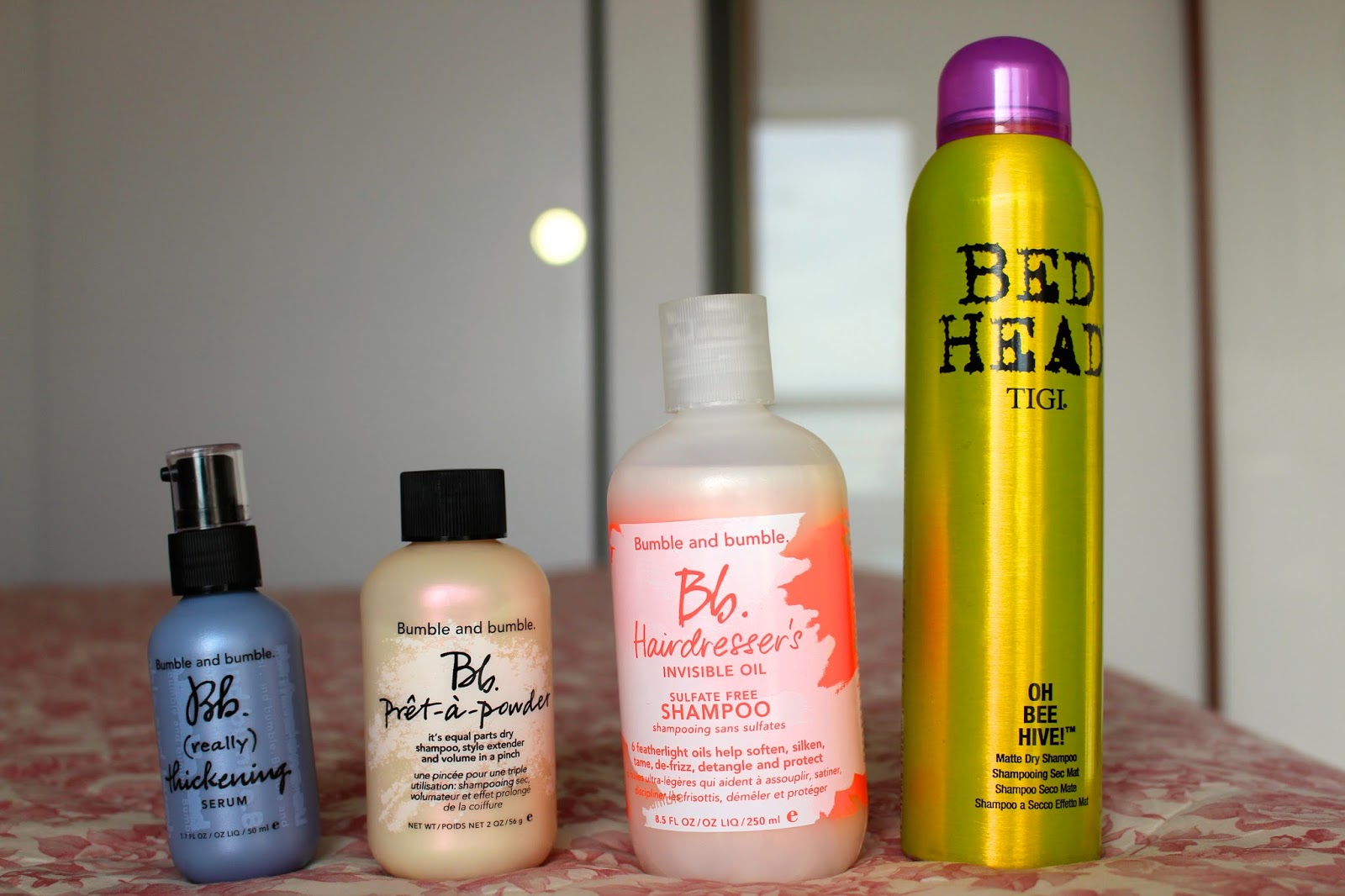 Bumble&Bumble Products