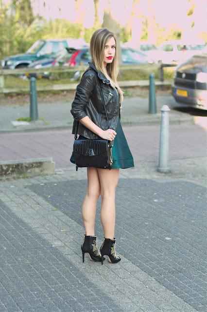 talita carvalho silverberg, blogueira, ankle boots, tachas, alexander wang