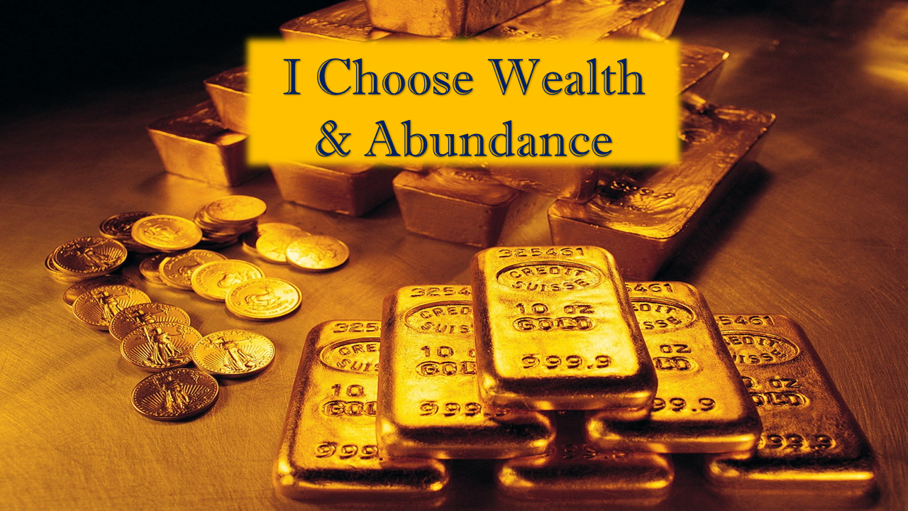 wealth and money There is a difference between being rich and having wealth wealth is the abundance of something in such surplus that no conditions can destroy it making.