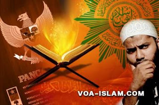 pancasila indonesia lecehkan syariah islam