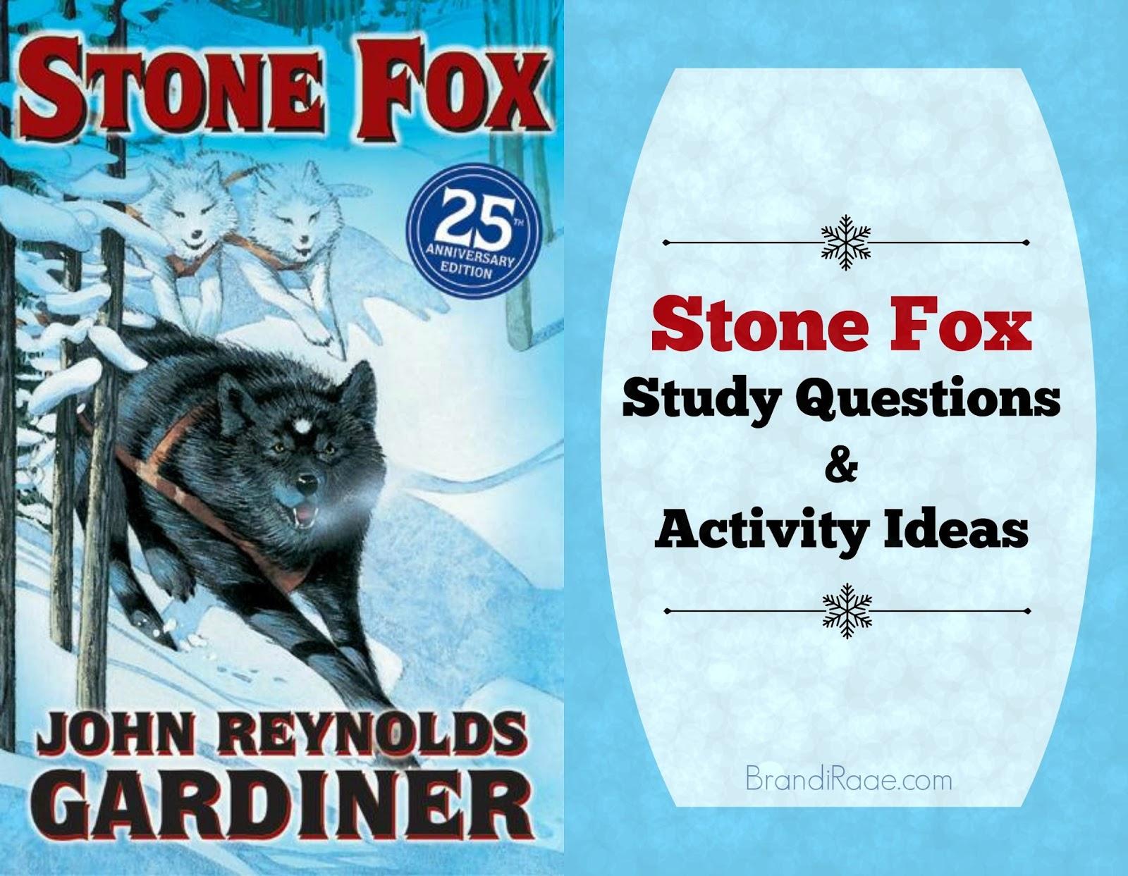 Stone Fox – Reading Unit