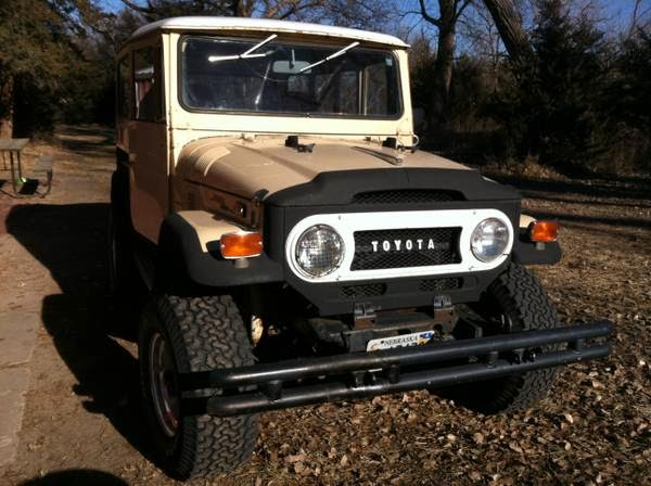 1971 Toyota Land Cruiser FJ40 for Sale 4x4 Cars