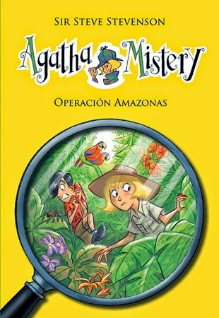 Operación Amazonas. Agatha Mistery 17 -  Sir Steve Stevenson
