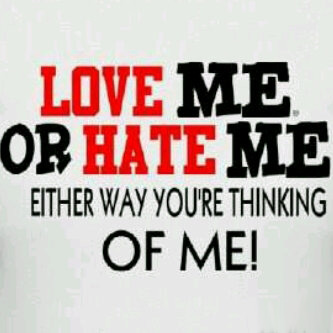 dp bbm love me or hate me gambar foto display profile