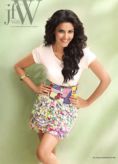 Priya Anand Photoshoot for JFW Magazine
