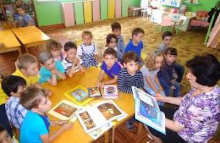 Детский сад «Аленушка» - открытие мини-музея национальной истории и культур ...