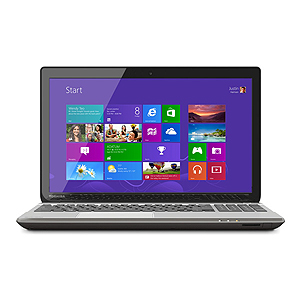 Toshiba Satellite P55-A5200 15.6-inch Laptop Review