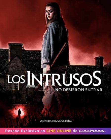 Los intrusos - Cine Online