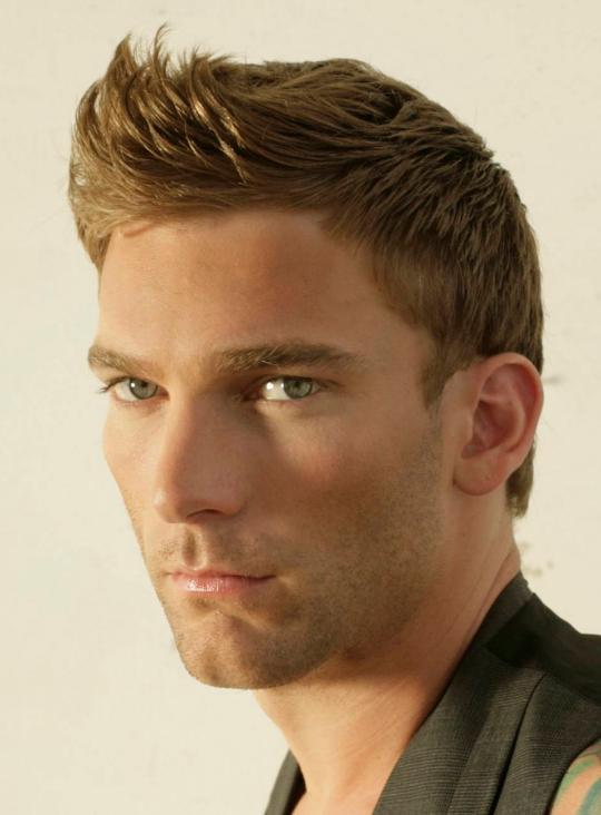 Peinados para hombres según tipo de cara Cortes de pelo