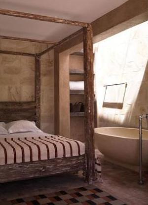 cama balinesa con dosel