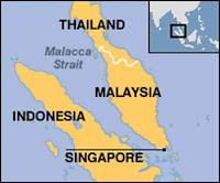Navigating in Malacca Strait