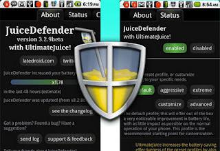 Download JuiceDefender Ultimate 3.5.6 Full Version For Android Apk
