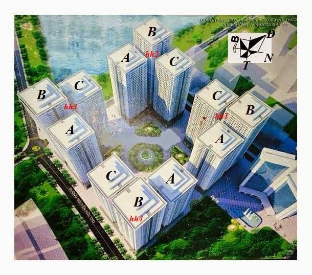 Cập nhật tiến độ xây dựng Chung cư HH4 Linh Đàm
