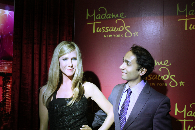 Madame Tussaud's NYC, Madame Tussaud's NYC review, #collectivebias #MTSelfie