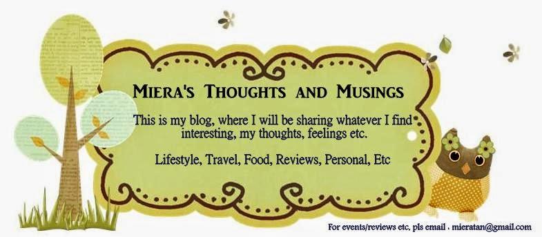 Miera Nadhirah's Blog