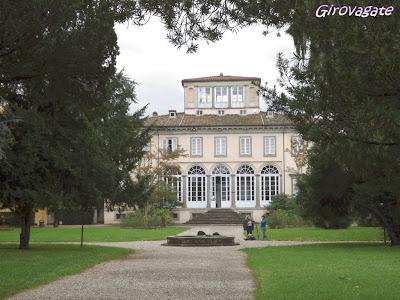 Lucca Villa Bottini