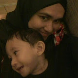 Khalish & Mummy