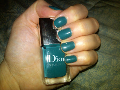 Dior, Dior Vernis, Dior Vernis Nirvana, Dior Vernis Spring 2011, Dior Vernis Nirvana Spring 2011, nail, nails, nail polish, polish, lacquer, nail lacquer, mani, manicure, mani of the week