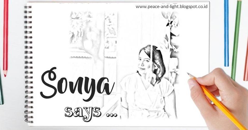 SONYA says ...
