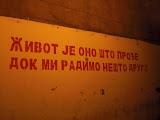 I muri di Beograd