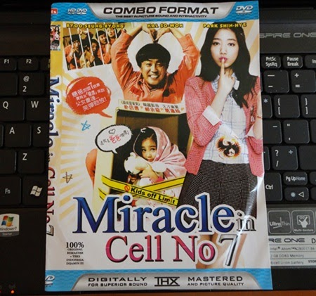 Miracle in Cell No.7 – filem berair mata, sinopsis Miracle in Cell No.7, pelakon Miracle in Cell No.7, harga CD Miracle in Cell No.7
