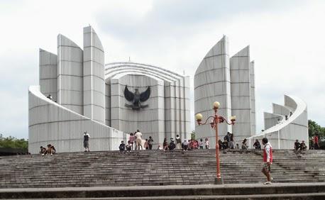 Monumen Perjuangan Rakyat Jawa Barat - Monju