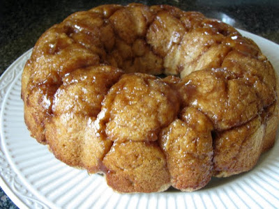 whole wheat monkey bread recipe