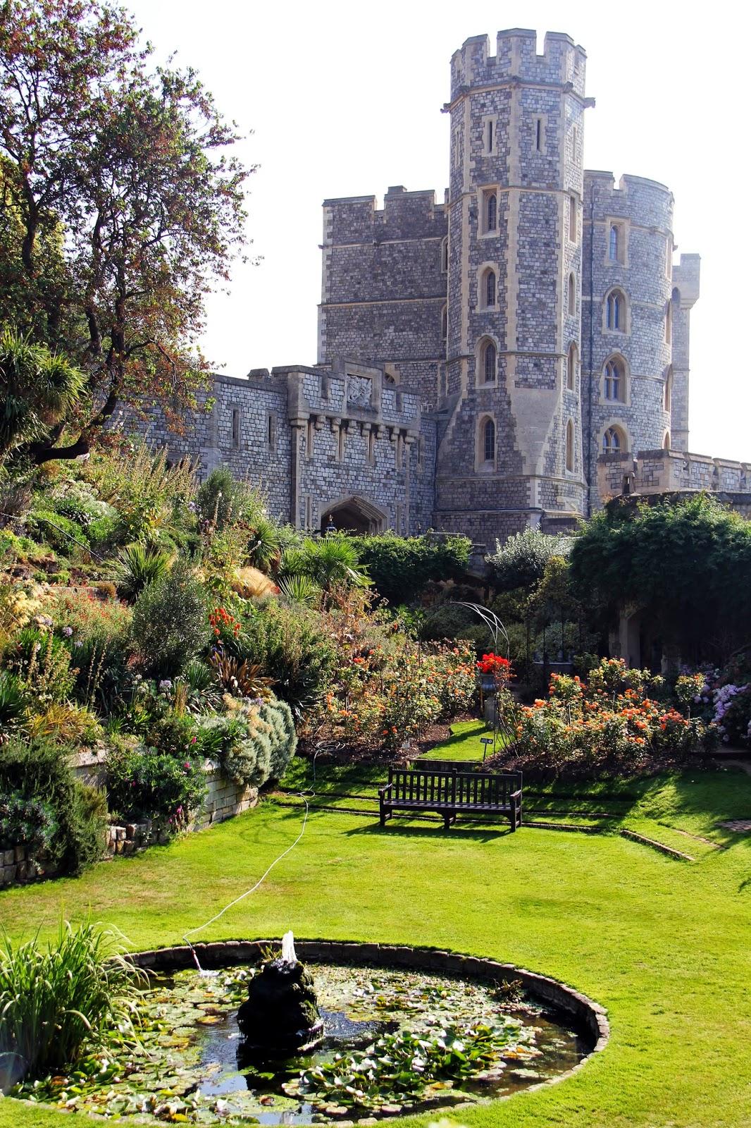 jardins, castelos,