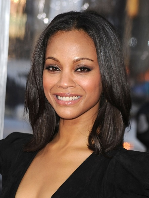 Hairstyles for Black Women with Medium Straight Hair