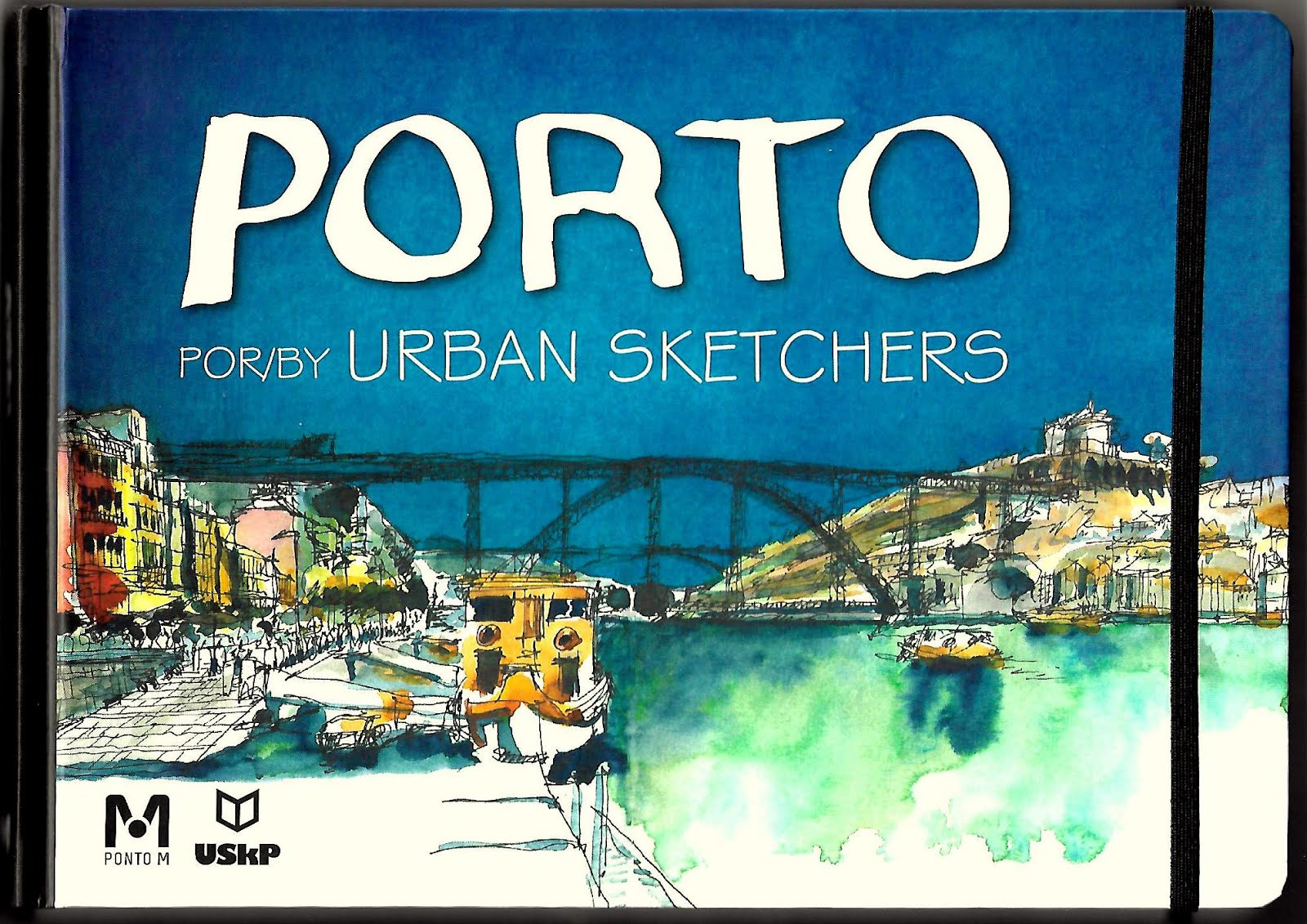 Porto por URBAN SKETCHERS