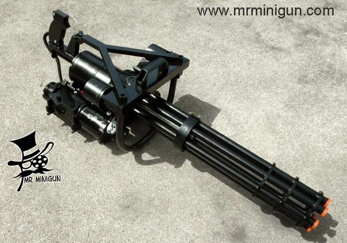 Minigun Bullet Mr Minigun Movi...