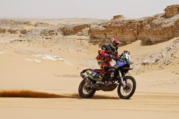 Dakar Por Bolivia - Chavo Salvatierra