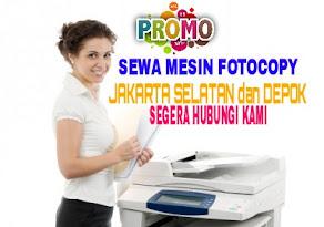 Promo Sewa Mesin Fotocopy