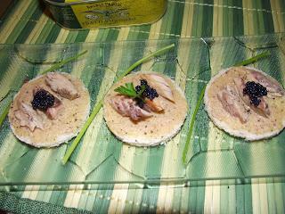 TARTINE IMPERIALI di Flavia, lacucinadibaccoevenere.blogspot.com