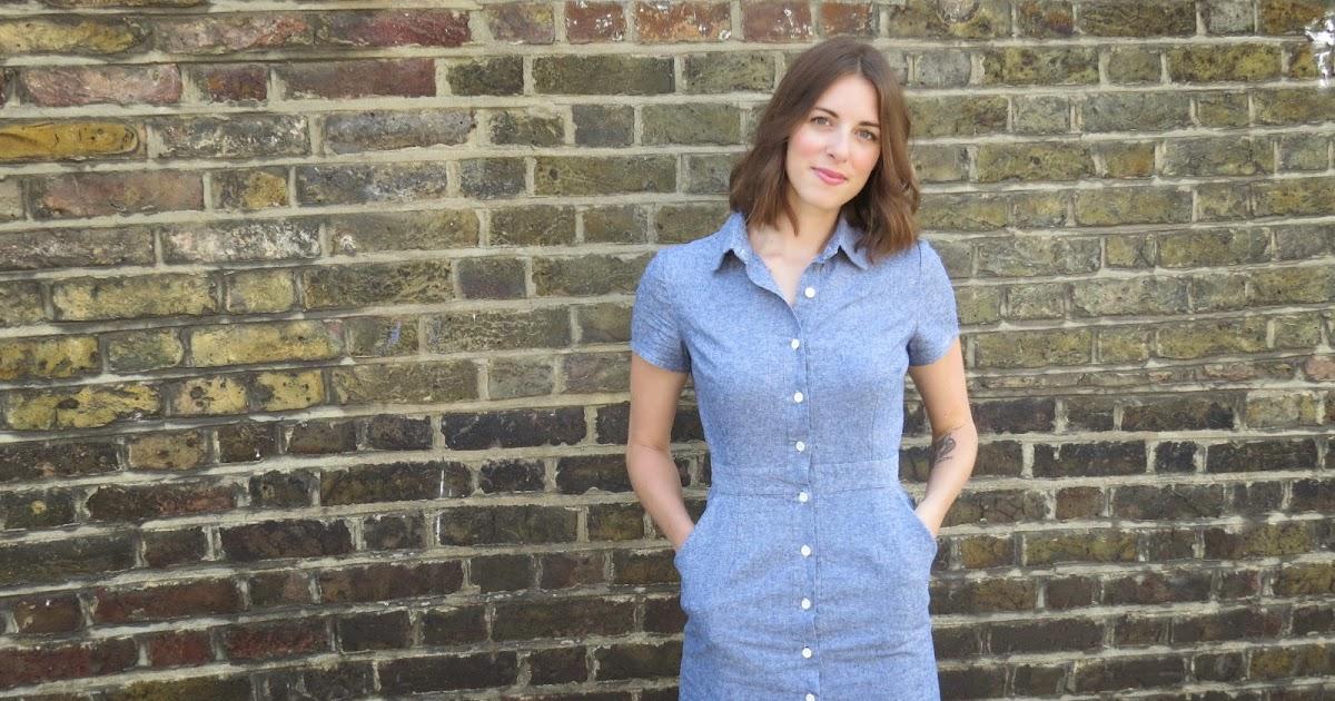 Sew Dixie Lou. : The Gillian Dress: McCalls 6696 sequel