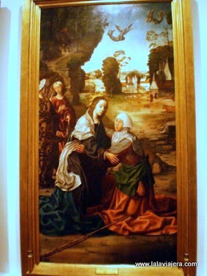 Pinturas Grao Vasco Museo Lamego