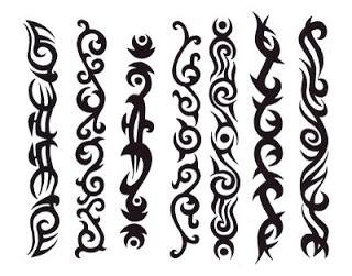 original tattoos - tribal tattoos