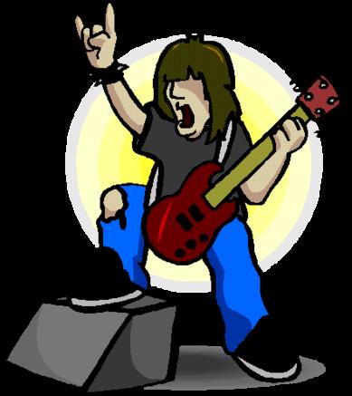 слушать музыку про рок