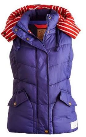 Joules Charmwood vest