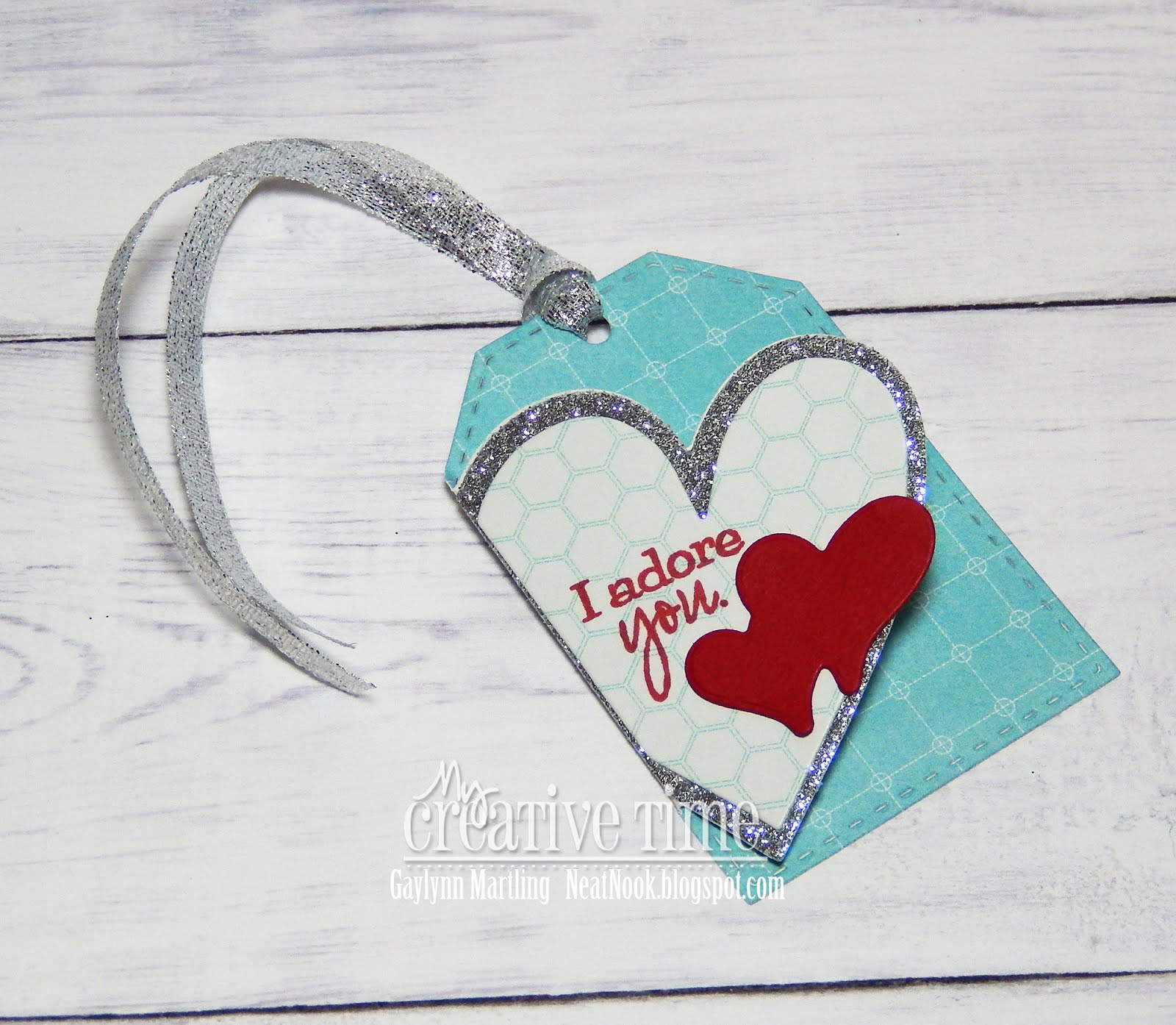 MY CREATIVE TIME Cute Heart Tag Die에 대한 이미지 검색결과