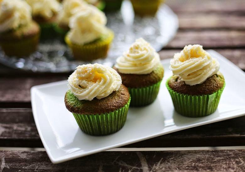 Aleksandra ladygin pandan cupcakes - Cupcakes tenerife ...