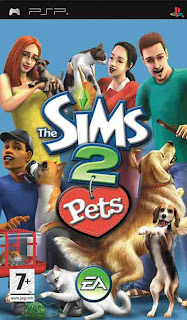 [FLS] The Sims 2 Mascotas [PSP] [EUR] [ESP]
