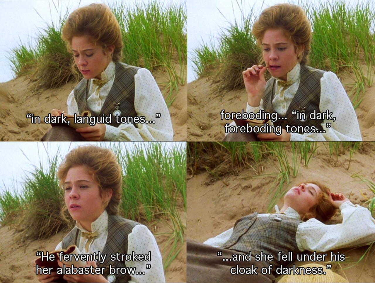 narcissm in anne of green gables essay