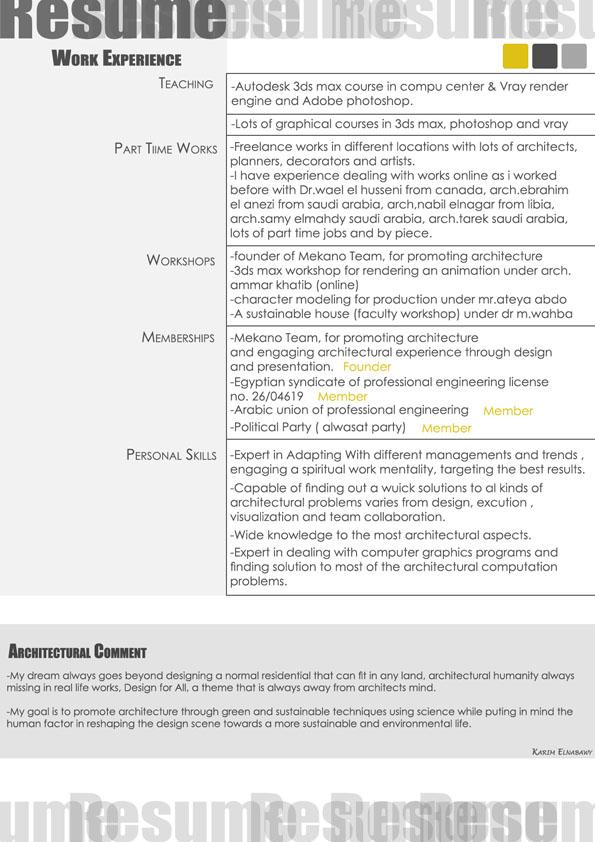 Leed Green Associate Resume Sample