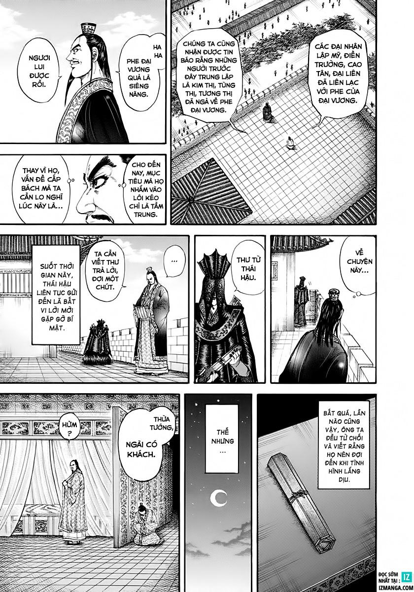Kingdom - Vương Giả Thiên Hạ Chapter 188 page 12 - IZTruyenTranh.com